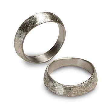 Guld- eller sølvring