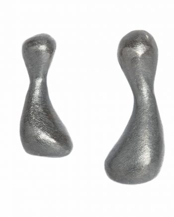 Ørestikker (Oxyderet sølv)